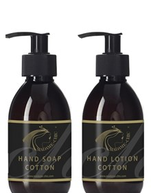 HAND KIT COTTON, SOAP o LOTION